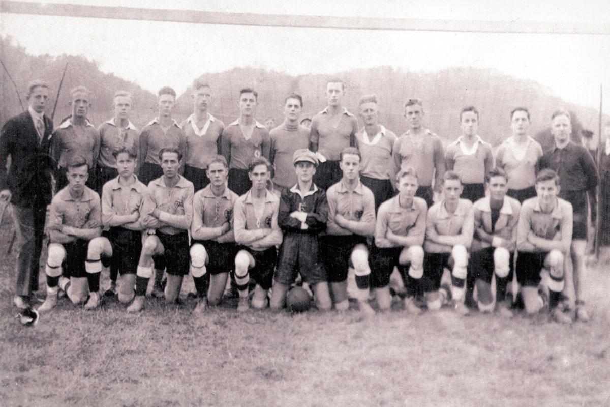 Saison 1928-1933