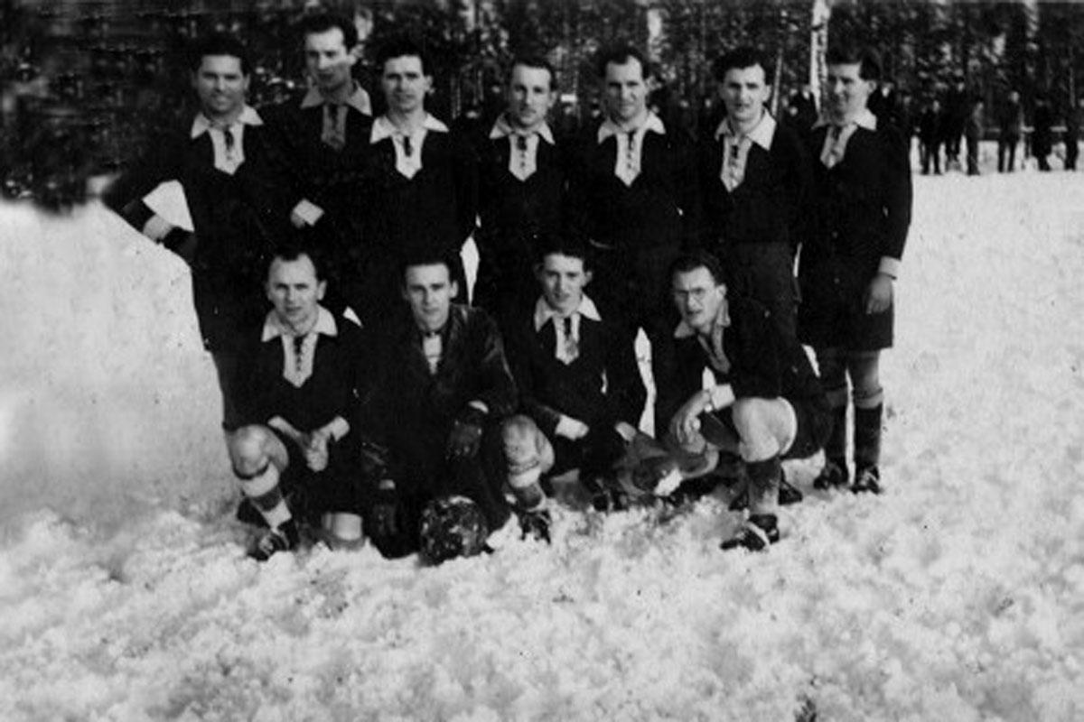 Saison 1954/1955