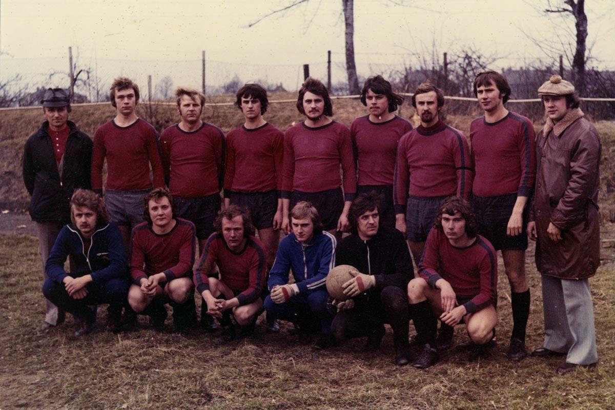 Saison 1975/1976